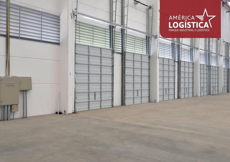 Galpão para empresas - Portal América Logística - Portal IC