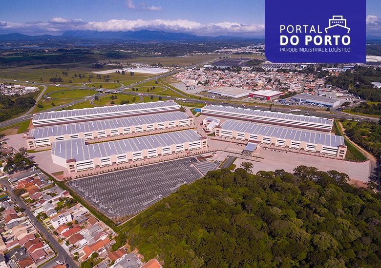 E-commerce e condomínio logístico - Portal do Porto - Portal IC