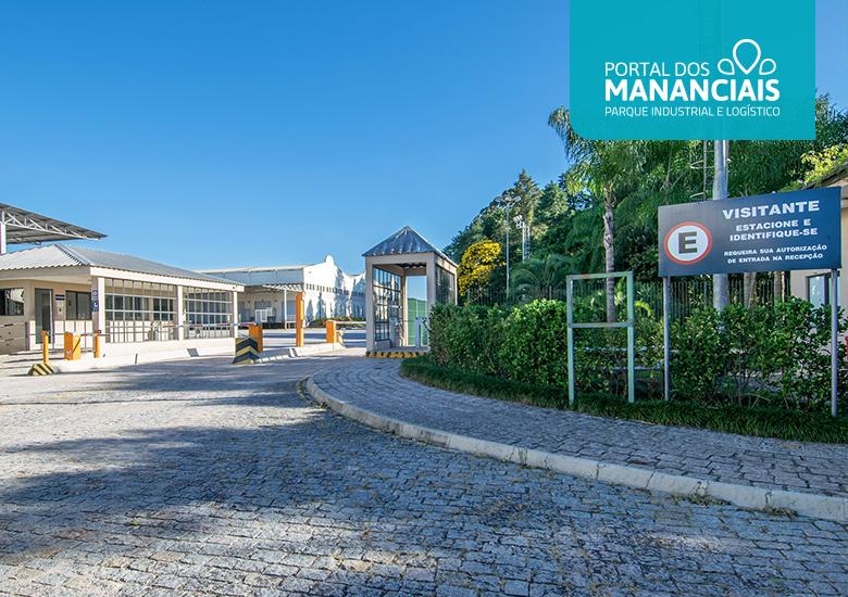 Portal dos Mananciais é um dos um dos principais condomínios logísticos do país - Portal IC