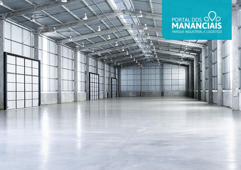 Portal dos Mananciais é um dos um dos melhores condomínios logísticos do país - Portal IC
