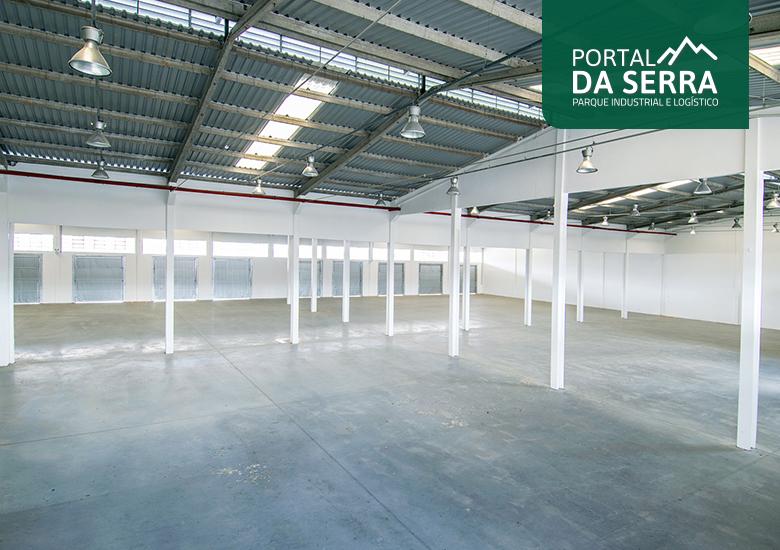 Portal da Serra é o primeiro condomínio industrial e logístico do Portal IC - Portal IC