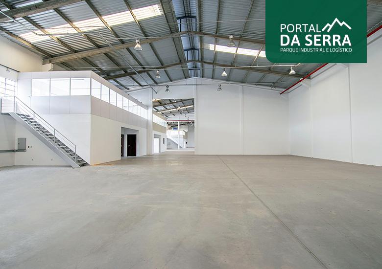 Portal da Serra, o primeiro parque industrial e logístico do Portal IC - Portal IC