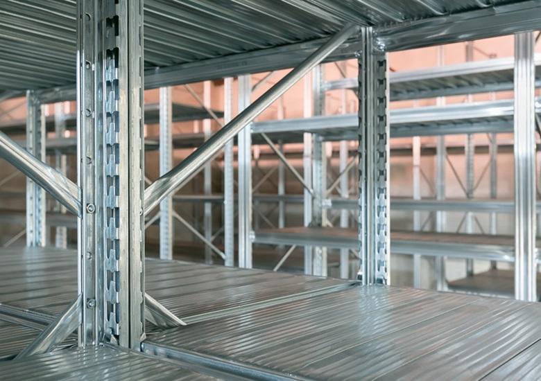 Principais sistemas de armazenagem - Portal IC