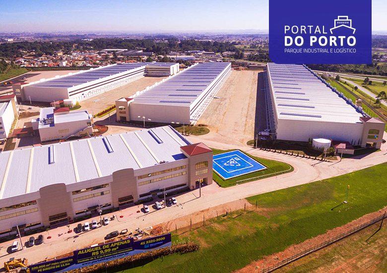 5 vantagens de alugar galpão em condomínio logístico Porto