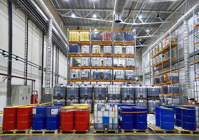 Armazenamento de produtos perigosos - Portal IC