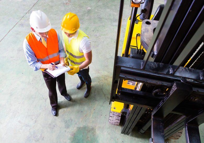Medidas para a segurança do trabalho em centros de distribuição - Portal IC