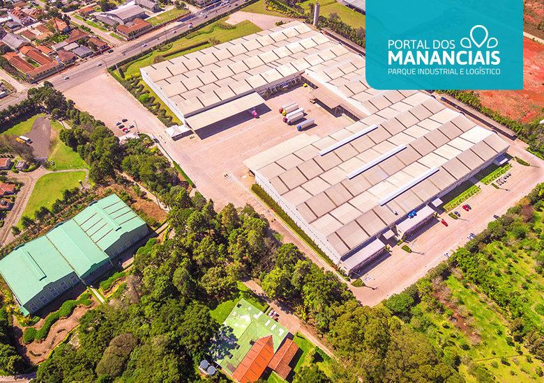 Portal dos Mananciais: um dos melhores condomínios logísticos do país - Portal IC