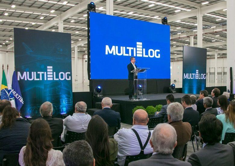 Multilog inaugura complexo logístico no América Logística - Portal IC