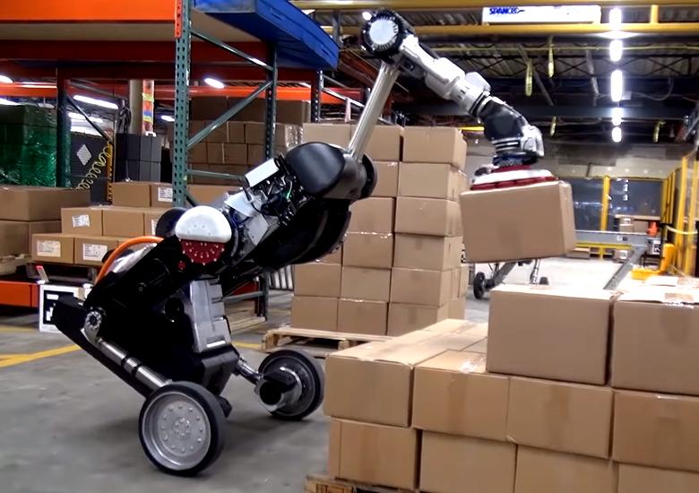 Robótica na logística já é uma realidade, conheça o novo robô da Boston Dynamics - Portal IC