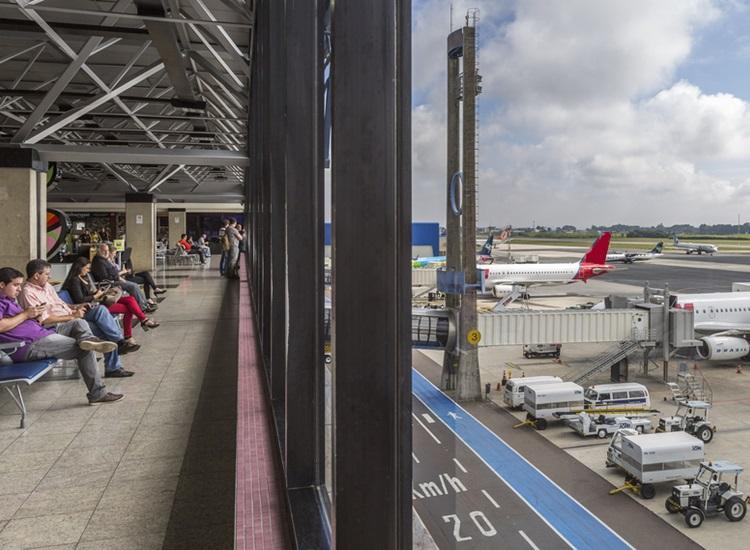 Afonso Pena é eleito 4º melhor aeroporto do mundo - Portal IC