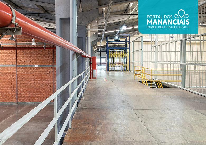 Vantagens do mezanino industrial no galpão logístico - Portal IC