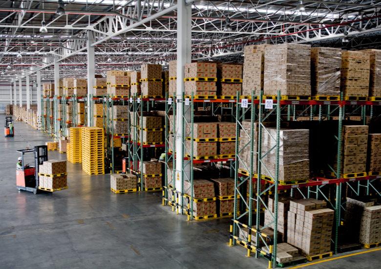 Aumente a área de estocagem dos galpões logísticos - Portal IC