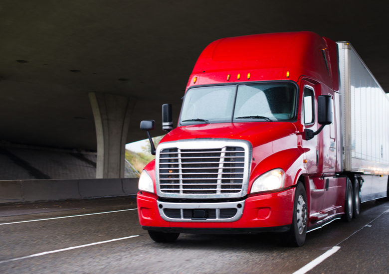 Principais características dos modelos de caminhões